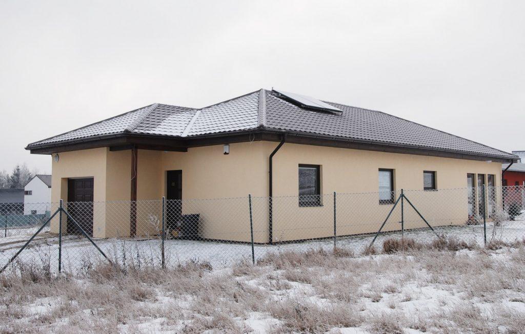 Dřevostavby ZJ-DOMY – Kounice