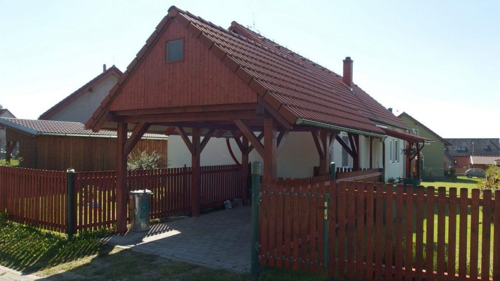 Dřevostavby ZJ-DOMY –  Novosedly nad Nežárkou
